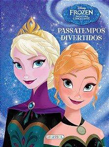 Disney - passatempos divertidos - frozen, uma aventura congelante