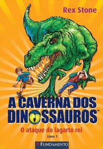 A Caverna Dos Dinossauros - O Ataque Do Lagarto Rei