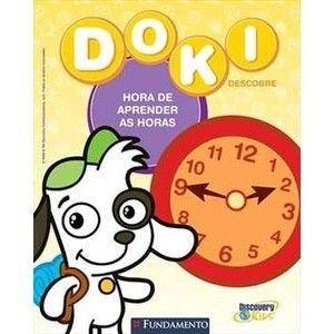 Doki Descobre - Hora De Aprender As Horas