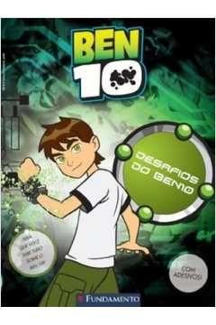 Ben 10 - Desafios Do Ben 10