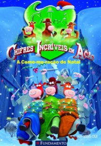 Chifres Incriveis Em Acao - A Come-Mu-Racao De Natal
