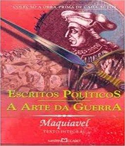 Escritos politicos / a arte da guerra - n:105