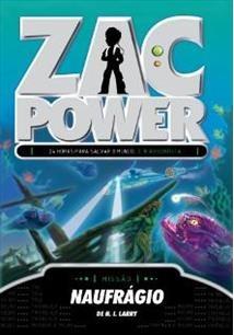 Zac Power 20 - Naufragio