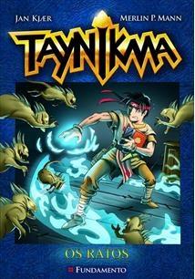 Taynikma - Vol. 2 - Os Ratos
