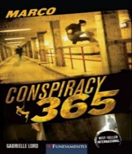 Conspiracy 365 - marco - vol 3