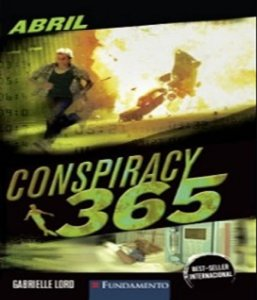 Conspiracy 365 - abril - vol 4