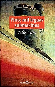 Vinte mil leguas submarinas - serie ouro n:28 - 4 ed