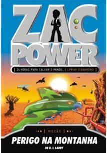Zac Power 8 - Perigo Na Montanha - Fundamento