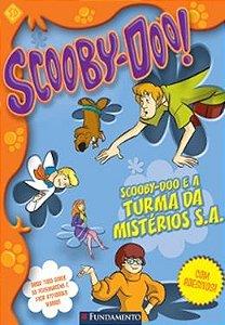 Scooby-Doo - Scooby-Doo E A Turma Da Mistérios S.A (Atividades)