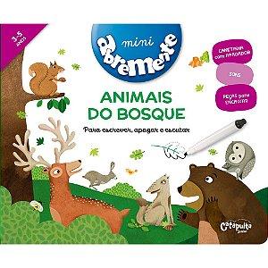 Abremente mini - Animais do bosque