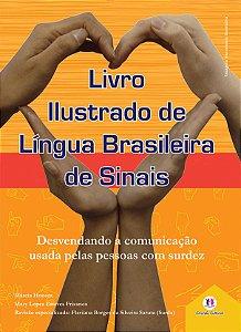 Livro ilustrado de língua brasileira de sinais vol.2