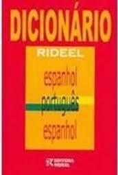 Dicionario Rideel Espanhol Portugues Espanhol