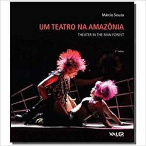 Teatro Na Amazônia Um ( Edição Bilingue )
