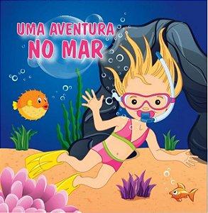 UMA AVENTURA NO MAR - LIBRIS