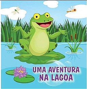 UMA AVENTURA NA LAGOA - LIBRIS