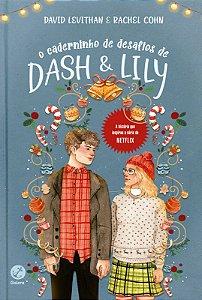 O caderninho de desafios de Dash & Lily