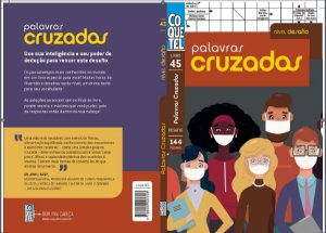 LIVRO COQ PAL CRUZ DESAFIO-45 S/P