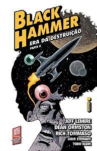 Black Hammer Volume 4: Era da destruição – Parte II