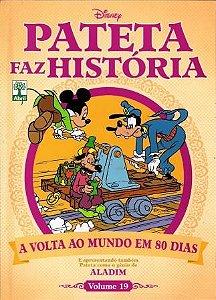 Pateta Faz História - A Volta Ao Mundo Em 80 Dias - Volume 19