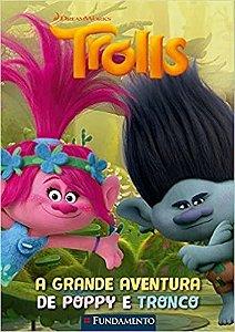 Trolls - A Grande Aventura De Poppy E Tronco