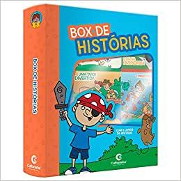 Box De Historias Meninos