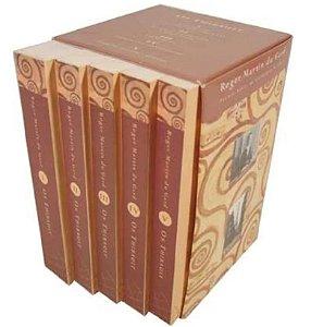 Box Os Thibault (com 5 Volumes)