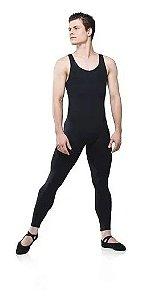 Collant Ballet Macacão Masculino
