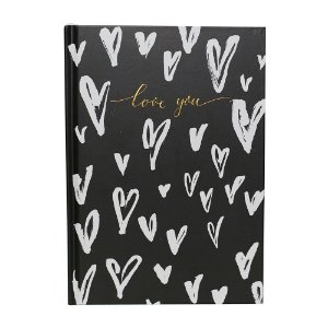 Caderno A5 Time Lapse Love You