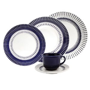 Aparelho para Jantar e Chá Oxford Biona
