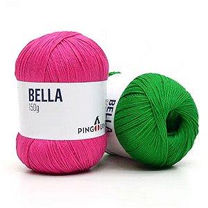 Linha Bella Verão Rosa Mix