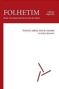 Revista Folhetim - Fórum do Campo Lacaniano do Rio de Janeiro | Edição Especial