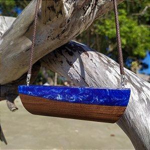 Colar Bateira - Coleção Sebuí