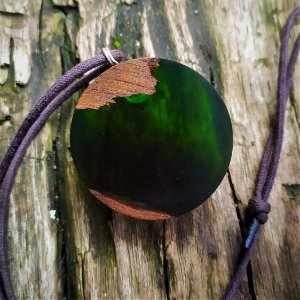 Colar Redoma - Verde