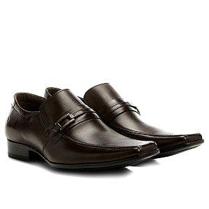 Sapato Masculino Social Premier Preto Democrata