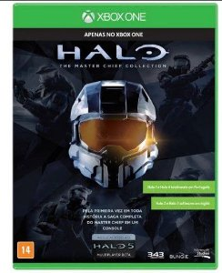 Halo: The Master Chief Collection Microsoft Xbox One Físico