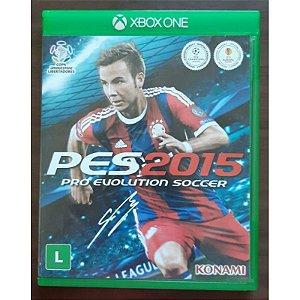 Pro Evolution Soccer 2015 Standard Edition Xbox One