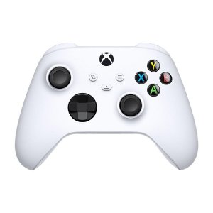 Controle sem fio Xbox Robot White - Series X, S, One - Robot White