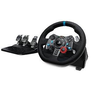 Volante Logitech G29 Driving Force Ps3/ps4/ps5/pc 941