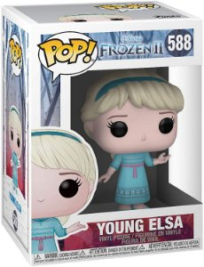 Funko Pop Disney Frozen 2 Young Elsa 588