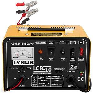 Carregador De Bateria Lynus Modelo LCB-10