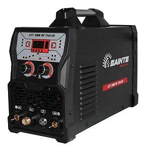 Inversora de Solda Tig Saints STT 200 DC Pulse Sn2