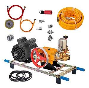 Lavadora De Alta Pressão Profissional Zmax Zp25 Kit Completo Lc1