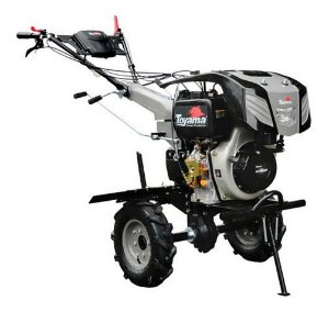 Motocultivador A Diesel Toyama 11hp Tdt135re8 Part Elet Mc4