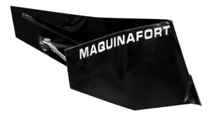 Implemento para Motocultivador a Gasolina - Sulcador Maquinafort S500 Im2