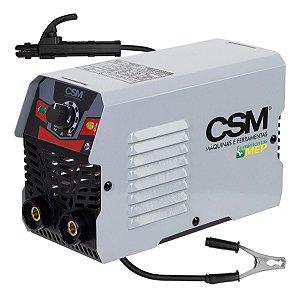 Inversora De Solda Para Eletrodos Mma 100a 220v Csm100