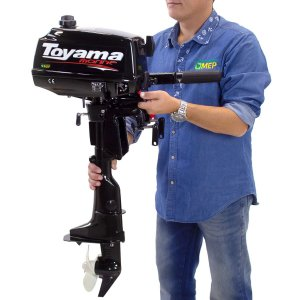 Motor De Popa  Gasolina 3.6hp Toyama Tm3.6ts Rb4