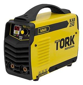 Máquina De Solda Mma 250 Amp + Tig Lift Super Tork Ie 8250 Bivolt St2