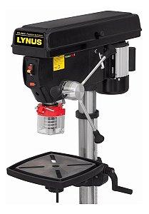 Furadeira De Coluna Industrial Lynus Fcl-2001f 220v Fc1