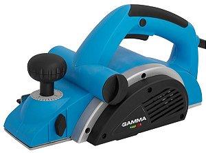 "Plaina Manual Elétrica 3.1/4"" 82mm Gamma Hg006 900w Pg2"