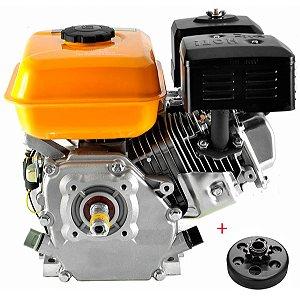 Motor A Gasolina 7hp Zmax com Embreagem Centrifuga Em2
